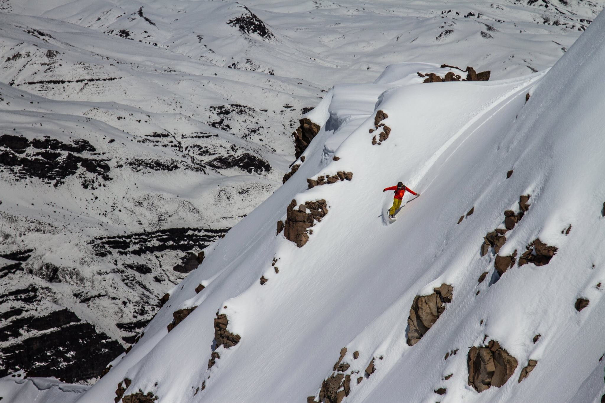 Southern Hemi Couloir (Photo: Ian Gil)
