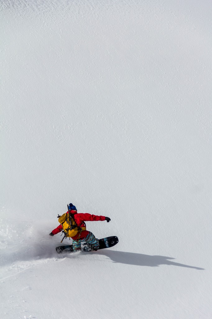 Crystal Mountain Backcountry. Photo: Brian Nagle