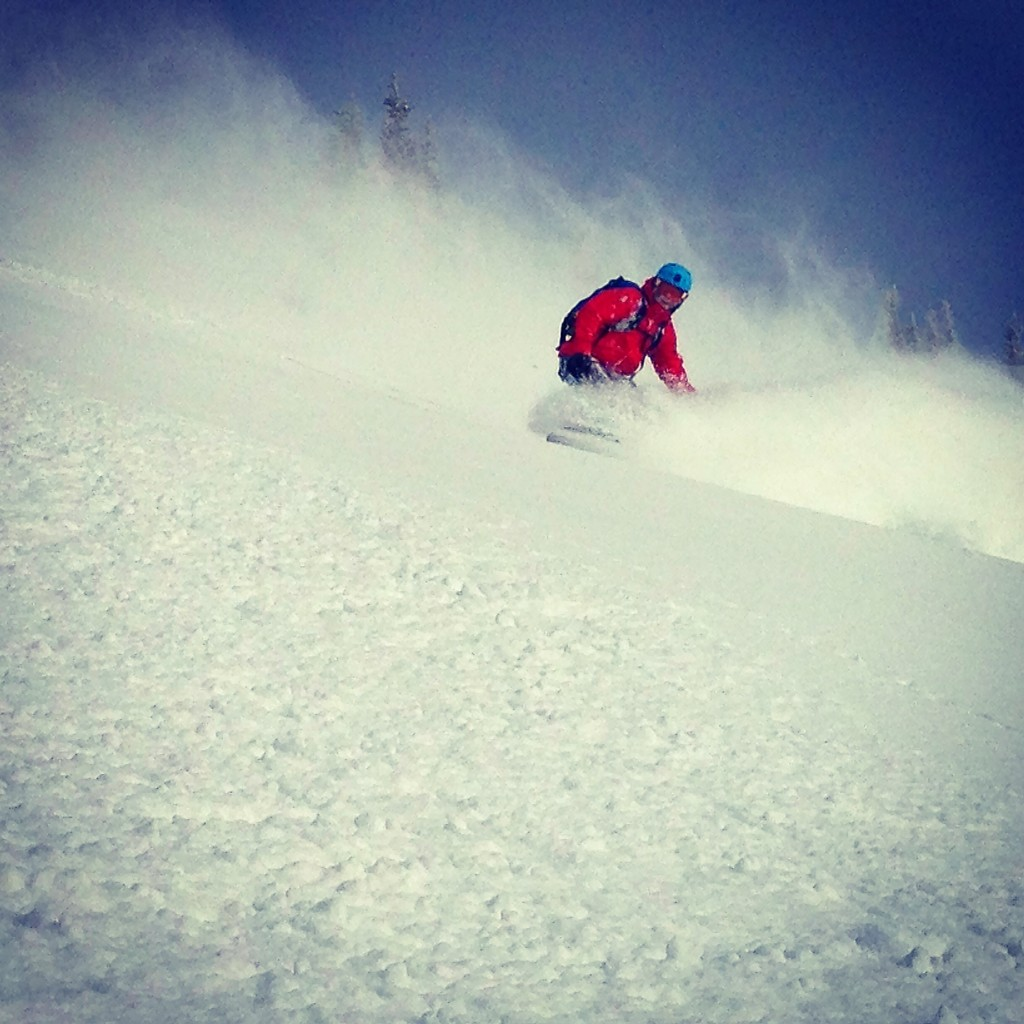 Cold Cascade Smoke. Photo: Kelly Steele